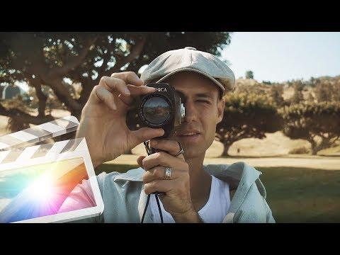 TAYLORCUTFILMS VINTAGE FILM CAMERA EFFECT (Super 8mm) - FINAL CUT PRO X