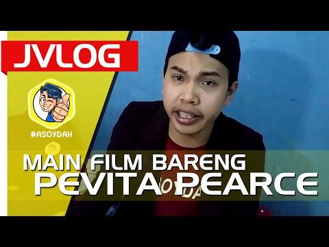 MAIN FILM BARENG PEVITA PEARCE #TanyaASOYDAH | JVLOG