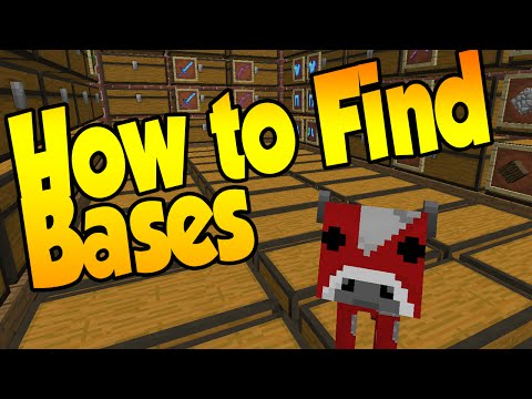 Minecraft Factions - How To Find Unclaimed Bases