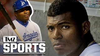 Dodgers Star Yasiel Puig Burglarized for the Fourth Time   TMZ Sports