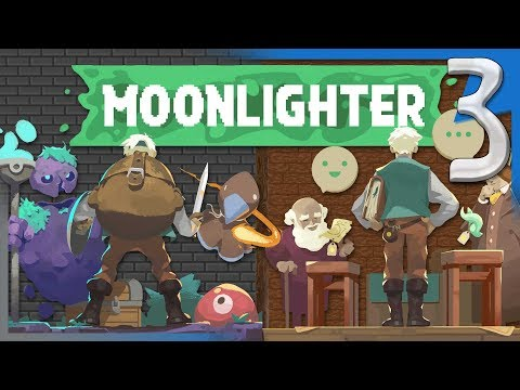 IRON ARMOR AND SECRET RED CHEST! | Moonlighter Gameplay/Let's Play S2E3