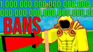 ROBLOX BAN HAMMER SIMULATOR *MOST BANS IN HISTORY*