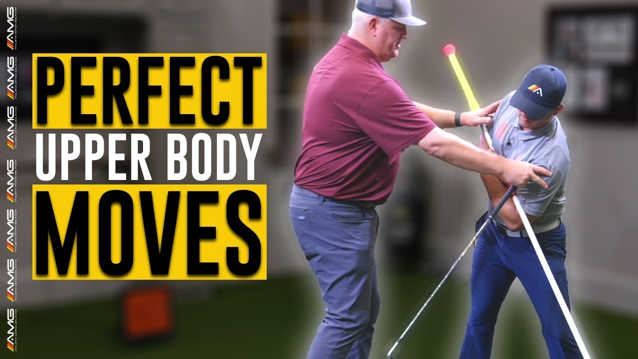 [INSTRUCTIONAL] Tour Like Upper Body Movement Techniques 🏌️‍♂️