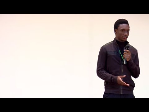 Its our future too | Ted Apondi | TEDxYouth@Arada