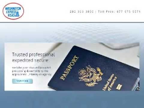 Expedited US Passport Processing Service