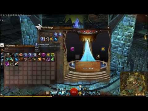 Guild Wars 2 - Mystic Clover p.1 (100 attempts)(Single recipe)