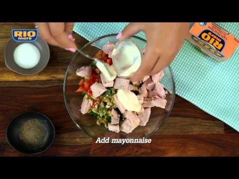 Rio Mare - Mediterranean Tuna Salad Dip - English