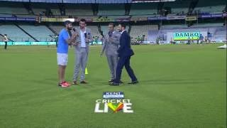 Virat Kohli's surprise memento!