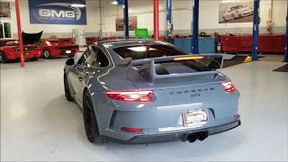 991.2 GT3 Sound Clips - GMG Racing Exhaust !