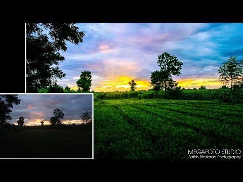 Adobe Photoshop & Bridge CC Open in Camera Raw image to JPEG