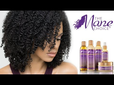 SUPER DEFINED Wash N Go   The Mane Choice Ancient Egyptian Collection