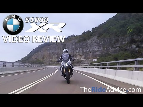 BMW S 1000 XR Review