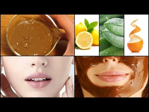 DIY: Miracle Skin Whitening Face Pack | Instant Fairness | Natural Remedy