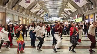 Bollywood Flashmob Stockholm 2019