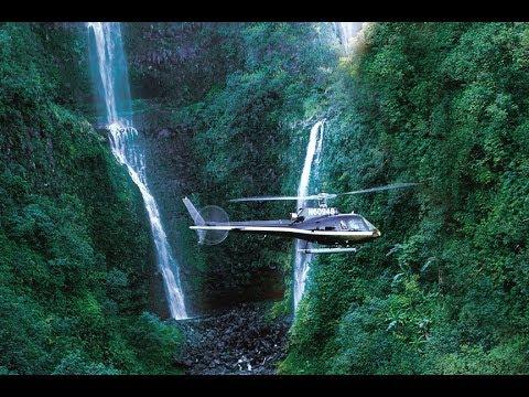 Sunshine Helicopters Maui and Molokai