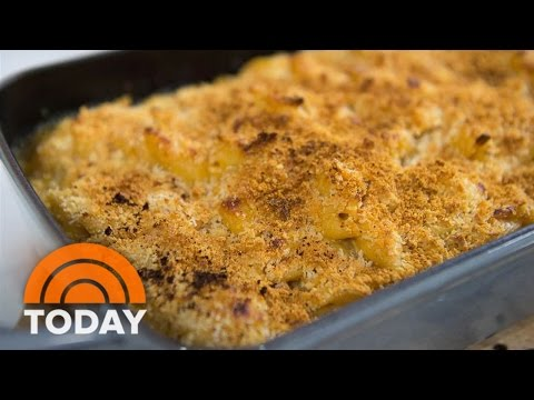 Try Molly Yeh's Twist On Comfort Food: Smoky Bacon Mac And Cheese | TODAY