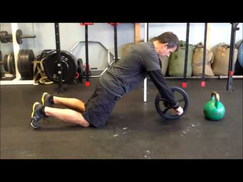 How to use the power wheel for Ab Workouts