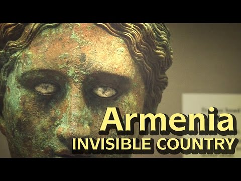 Armenia's History Falsifications By British Museum London UK - Հայաստանն Անտեսանելի Երկիր է