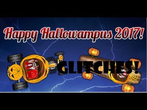 Nitro Type - Halloween Event 2017 [#2]: Glitches!!!