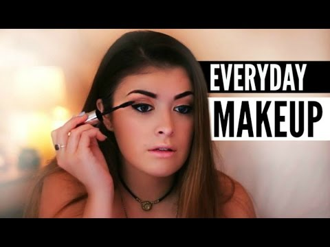 My Everyday Makeup Routine | College Edition