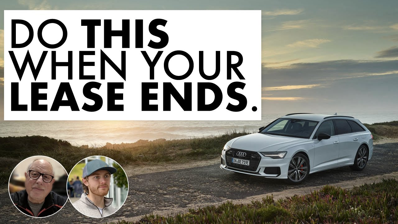 You Have 3 Options When Your Car Lease Ends. Here's What They Are & What You Should Do.