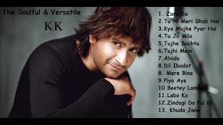 Best of KK | Jukebox | Best Bollywood Songs of KK | KK Hit Songs