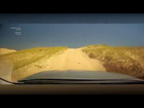 4WD vs AWD ON STOCKTON BEACH DUNES