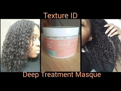 Texture ID Deep Treatment Masque Review