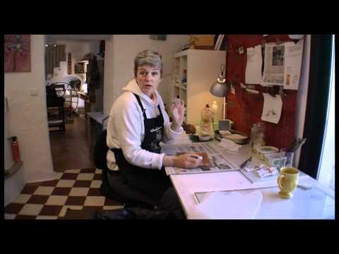 2 Mariann Johansen-Ellis Basic Line Etching (part 2 of 7)