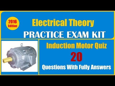 Induction Motor Quiz Questions (20 Questions With Fully Answers)