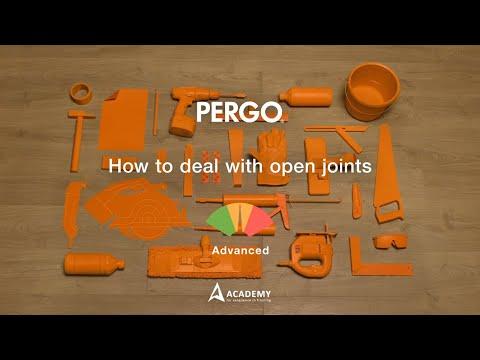 Repair laminate flooring:   how to fix gaps between floorboards