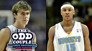 Would Carmelo Anthony Have a Ring If Drafted to the Pistons? - Chris Broussard & Rob Parker