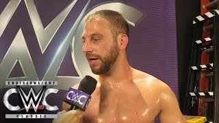 Gulak ready for a rematch with Sabre: CWC Exclusive, Aug. 24, 2016