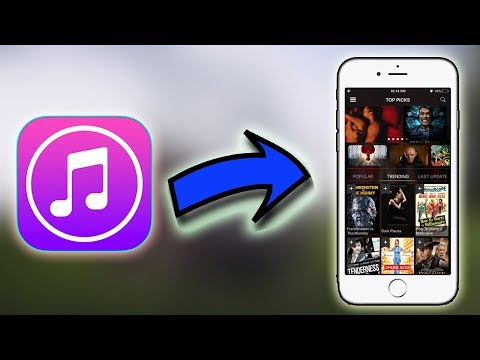 How to Get All iTunes Movies for Free Without Jailbreak/Pc!! IOS 11-10-9