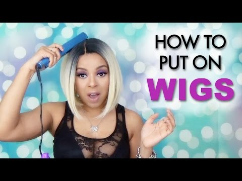 How to Wear a Wig Properly and Comfortably