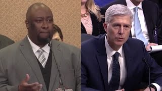 "Attorney for ""Frozen Trucker"": Neil Gorsuch May Have Been Most Hostile Judge I"