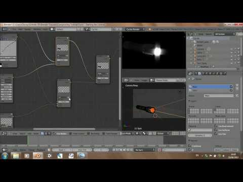 Getting to grips with compositing in Blender 2.6