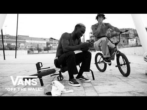 Vans BMX UNFILTERED - SICILY feat. Courage Adams & Simone Barraco