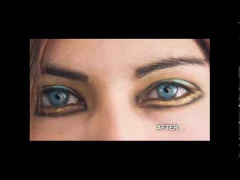 Color Contact - Permanently Change Eye Color Without Surgery