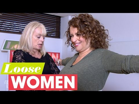The Loose Women Find Out Their Bra Sizes | Loose Women