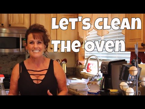 How I Clean My Oven In Six Minutes Or Less