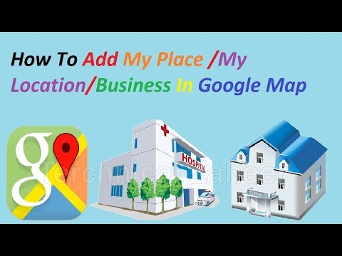 How To Add My Location | address | business Place | On Google Maps Urdu Hindi