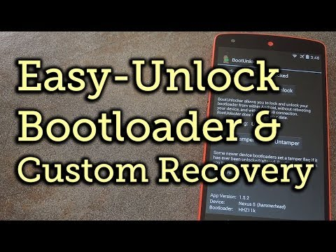 Install Custom Recovery Without Using a Computer - Nexus Devices [How-To]