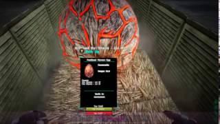 ARK Scorched Earth - Fire Wyvern / Poison Wyvern / Lightning Wyvern