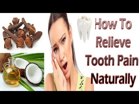Home Remedy for Toothache Pain| Dant Dard ka ilaj | How To Relieve Tooth Pain Naturally | Molar Pain