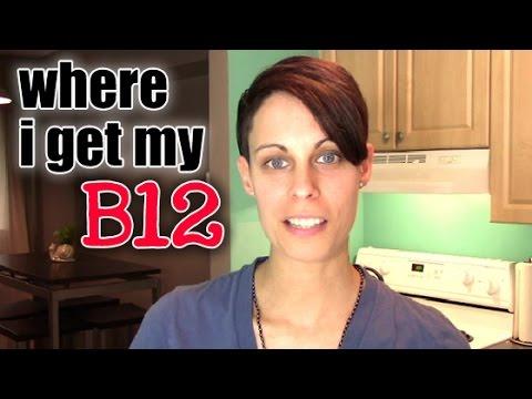 Where I Get My B12 - Vegan Sources