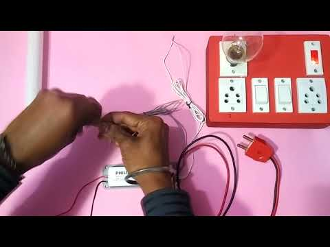 How to Check Electronic Ballast/Choke with Series Testing Board