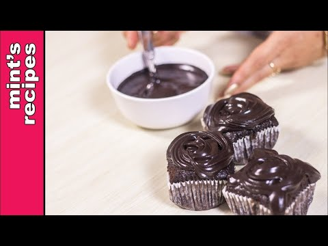 Chocolate Frosting Using Cocoa Powder and 5 More Ingredients | Mintsrecipes #259