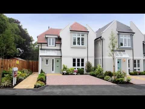 A virtual tour of luxury Antler Homes development, Peacock Gardens PO8 9LG