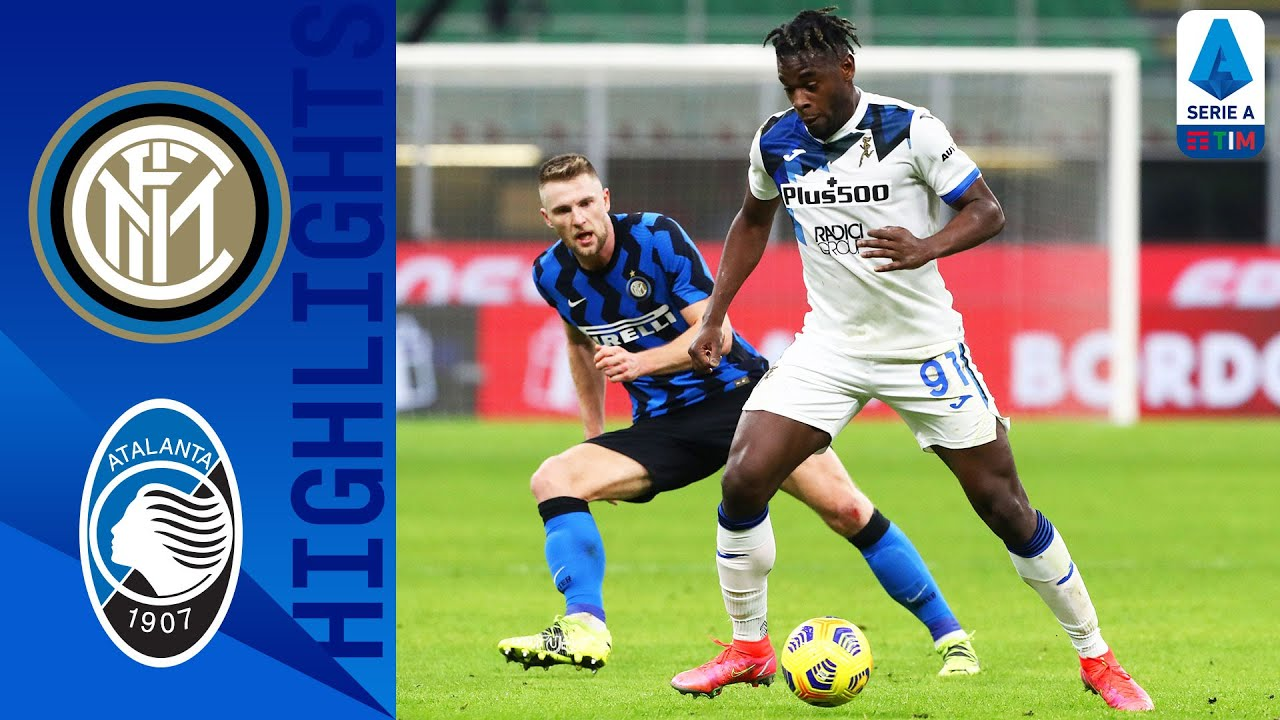 Inter 1-0 Atalanta | Skriniar Goal Keeps Inter in Charge!  | Serie A TIM